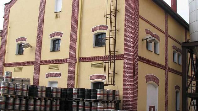 Třeboňský pivovar Regent.