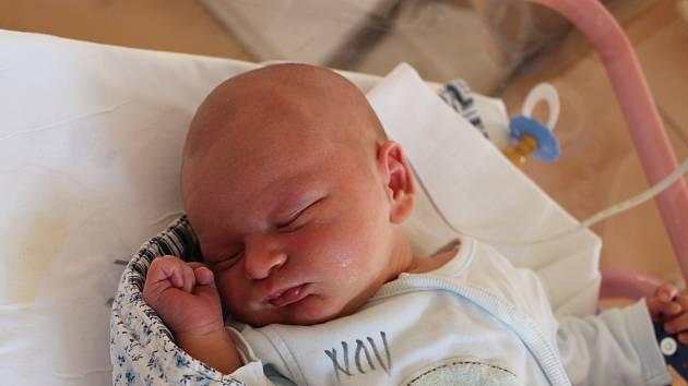 Petr Němec, Jindřichův Hradec.Narodil se 28. ledna Soně Zwickerové a Petru Němcovi, vážil 4 170 gramů a měřil 55 centimetrů.