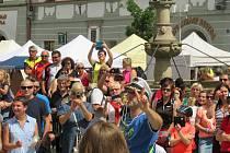 V Třeboni bude živo i tento víkend. Konají se tam Švýcarské slavnosti. Ilustrační foto.