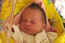 Adéla Hronová z Bednárečku se narodila 27. června 2013 Miroslavě a Vladislavu Hronovým. Vážila 2660 gramů a měřila 49 centimetrů.