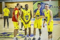 Jindřichohradečtí basketbalisté si na další utkání v I. lize budou muset počkat.