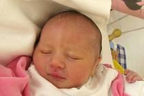 Berenika Laudátová z Hospříze se narodila 28. září 2013 Lucii a Tomášovi Laudátovým. Vážila 3000 gramů.