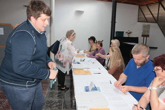 Eurovolby vKunžaku.