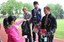 Na Tyršově stadionu a přilehlých sportovištích sportovaly a sportují generace dětí i dospělých.