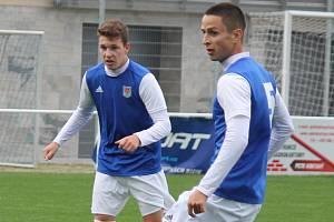 Třeboňským fotbalistům se v krajském přeboru momentálně příliš nedaří.