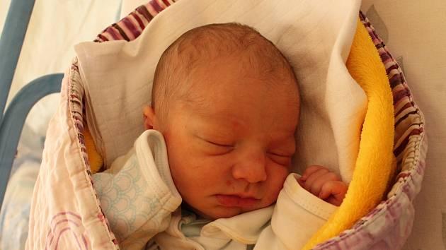 Vojtěch Malý, Jindřichův Hradec.Narodil se 10. září mamince Lence Malé a tatínkovi Zdeňku Malému. Vážil 3520 gramů.