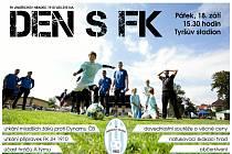 V pátek 18. září se na hradeckém Tyršově stadionu uskuteční Den s FK.