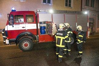 Dobrovolné jednotky hasičů z místních částí Dačic budou dovybavené podle nového standardu.