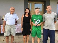 V Lomnici nad Lužnicí se konal letní přípravný turnaj ve fotbale.
