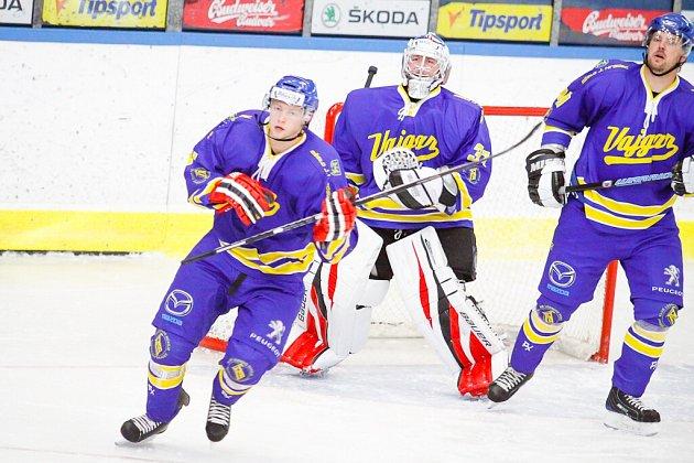 Premiéra nového ročníku II. ligy se jindřichohradeckým hokejistům nepovedla. S Jabloncem prohráli 0:2.