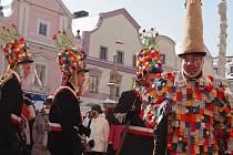 Třeboňští se chystají na sobotní masopustní veselí.
