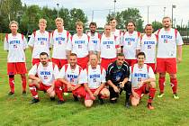 Fotbalisté SK Novosedly nad Nežárkou jsou vedoucím týmem okresního přeboru.