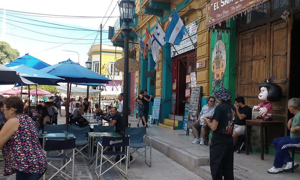 Jak se žije v Buenos Aires? To přibližují snímky cestovatelů.