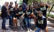 Cestovatelé na přelomu srpna a září putovali po Indonésii.