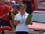 Jindřichohradecká hasičská liga pokračovala soutěží v Mrákotíně.