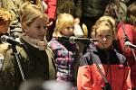Tradiční koncert Chvála zpěvu se odehrál v kostele sv. Jana Křtitele.