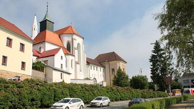 Jindřichův Hradec.