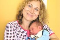 Marek Nechvátal  se narodil 20. července v 6 hodin a 13 minut Karolíně Bedáňové a Davidu Nechvátalovi z J. Hradce. Vážil 3300 gramů a měřil 50 cm.