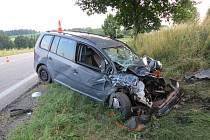 Úterní nehoda u Strmilova si vyžádala další lidský život.