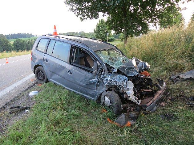 Úterní nehoda uStrmilova si vyžádala další lidský život.