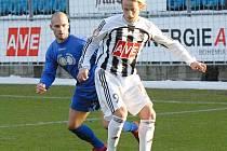 Fotbalisté prvoligového Dynama v generálce na ligu s Teplicemi v neděli padli s divizní Třeboní 0:2.