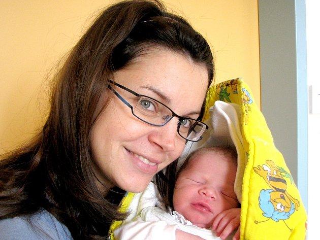 Felix Křivánek z Horního Žďáru se narodil 21. listopadu 2012 Petře a Miroslavovi Křivánkovým. Měřil  50 centimetrů a vážil 3270 gramů.