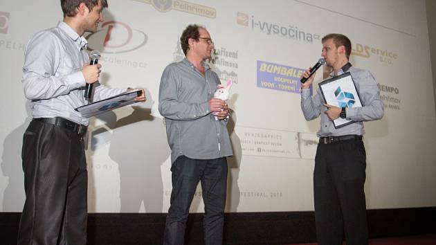 Součástí festivalu byla i diskuse se samotnými aktéry daných filmů.