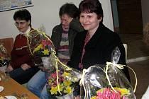 Kalendář sice pamatuje na Mezinárodní den žen nedělním datem, ve Zlátence se ale slavilo již v sobotu večer.