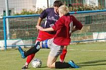 Fotbalisté Humpolce B dokázali, že pokud zaberou, dokáží v I. B třídě porazit kohokoliv. V sobotu získali skalp do té doby vedoucích Habrů.