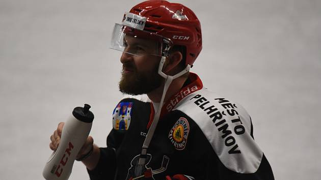 Pelhřimovští hokejisté ztratili bod, ale i tak se dostali do vedení v tabulce jihočeské Krajské ligy.