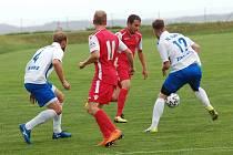 Fotbalistům Speřic se v úvodních kolech krajského přeboru herně i výsledkově dařilo.