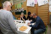 Volby v Pelhřimově.