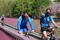 Kampaň Do práce na kole, ilustrační foto.