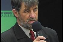 Starosta Humpolce Jiří Kučera