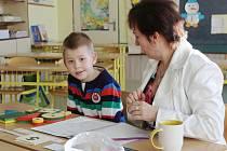 V minulých letech chodily děti k zápisům do prvních tříd v lednu a únoru.