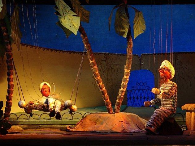 Humpolečtí přichystali Aladina.