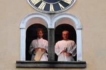 V Božejově se i letos ke dvanácti živým apoštolům přidají ještě živí členové svaté rodiny.