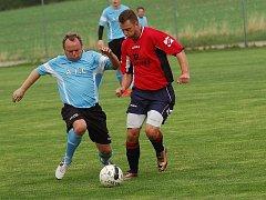 Zápas mezi rezervou Speřic a céčkem Humpolce nalákal na III. třídu poměrně velkou diváckou návštěvu. Hrál se zajímavý, útočný fotbal. Remíza byla spravedlivá.