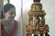 Muzeum Vysočiny v Pelhřimově uchovává více než stoletý dort, nejstarší ve střední Evropě.