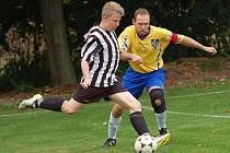Fotbalisté Čejova až na jednu výjimku soupeře ve III. třídě školili. Kvalitní partii odehráli i ve Vyskytné, kde domácí porazili v poměru 3:2.