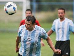 Fotbalisté Košetic mohou v Humpolci přidat třetí výhru v řadě!