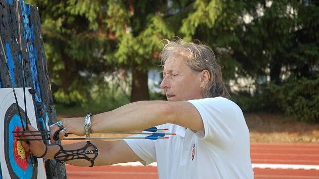 Miroslav Háva se svému koníčku věnuje i v nouzovém stavu.