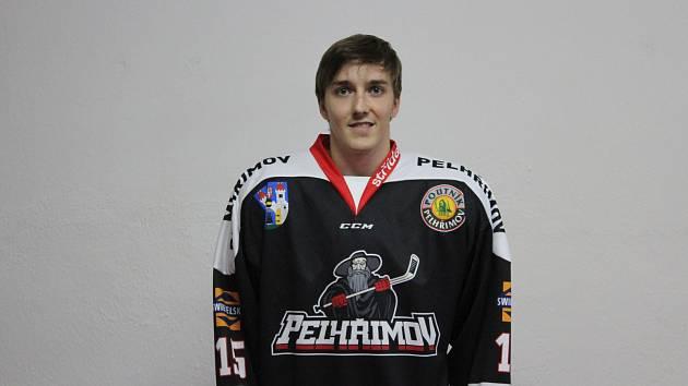 Marek Hadrava byl zvolen nejlepším hokejistou jihočeské Krajské ligy.