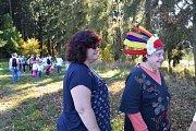 Indiánský podzim v Domově důchodců v Onšově.