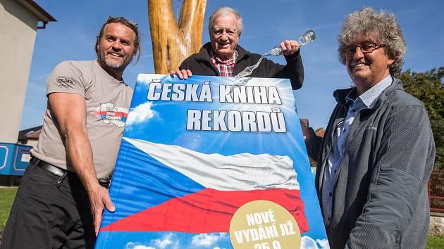 Do České knihy rekordů možná přibude nový zápis.