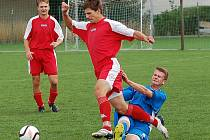 Fotbalisté Košetic hrají doma skvěle. Před dvěma týdny ukončili půlroční neporazitelnost humpolecké juniorky, teď zostudili pěti góly Nový Rychnov. V tabulce I. B třídy se posunuli na třetí příčku.