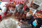 Školáci ZŠ Na Pražské si užili Evropský den jazyků