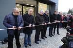 Slavnostní otevření Komunitního centra Pacov