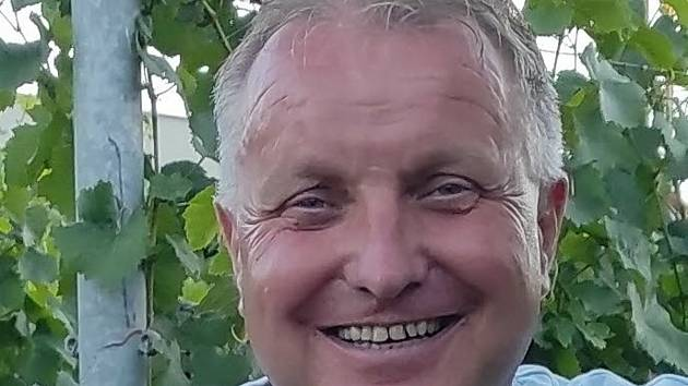 Nový předseda OFS Pelhřimov Milan Reich.