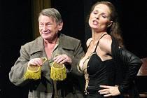V hlavních rolích úspěšné inscenace se divákům představí Josef Dvořák a Markéta Hrubešová.